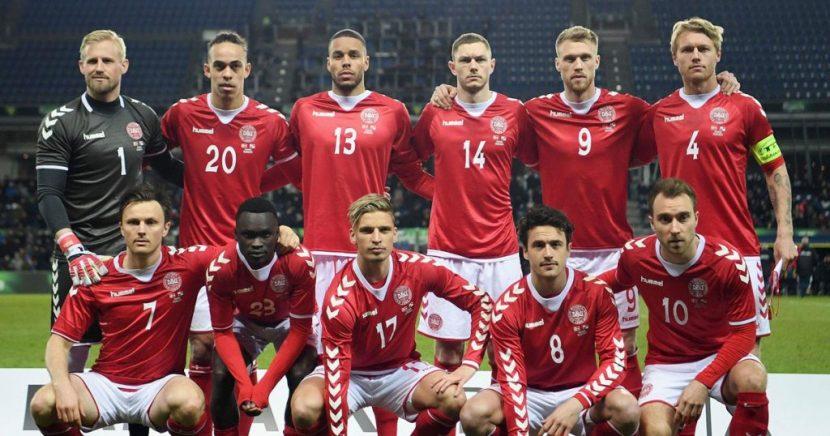 Skuad Denmark Euro 2020