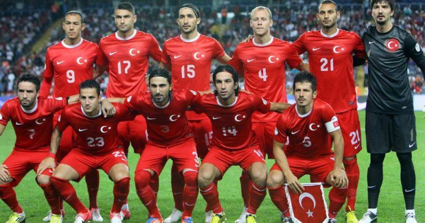 Skuad Turki Euro 2020